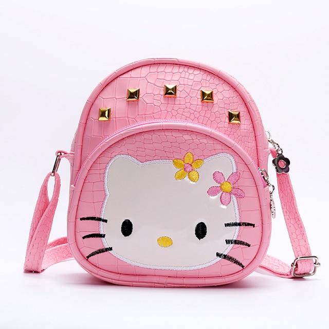 Baby girls hello Kitty pink 2018 handBags