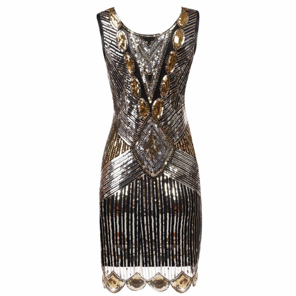 Groß Kleid Für Große Gatsby Partei Galerie - Brautkleider Ideen ...