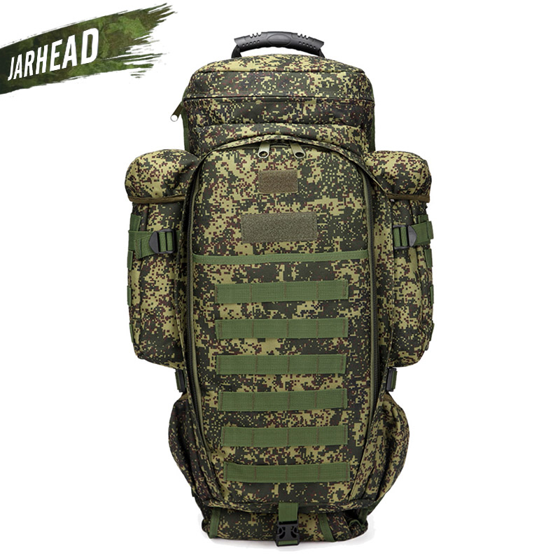 EMR Camo Russia Special Forces Combined Backpack Military Tactical Attack Rucksack Camping Hunting Tactics Equipment Knapsack