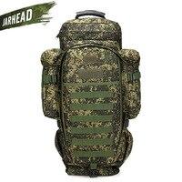 Emr camo rússia forças especiais combinadas mochila militar tático ataque de acampamento caça táticas equipamento mochila|Mochilas escal.|   -