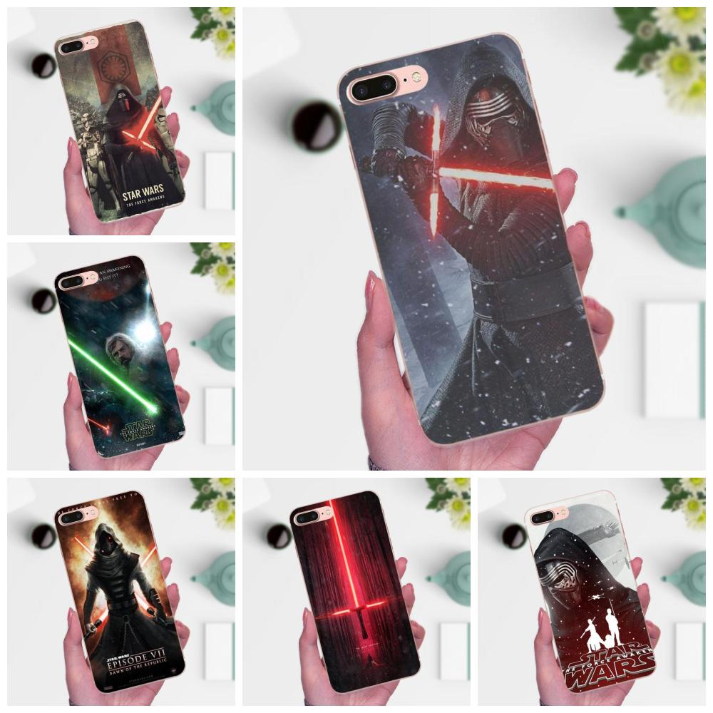 US $0 99 |Star Wars Episode Vii Force Awakens For Huawei Honor 4C 5A 5C 5X  6 6C 6A 6X 7 7X 8 9 V8 V10 Y3II Y5II Y6II G8 P7 Play Lite-in Half-wrapped