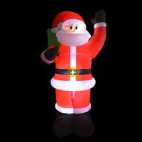 1,8 Mt Riesige Aufblasbare Schneemann Blow Up Spielzeug Weihnachtsmann Weihnachtsdekoration Für Hotels Abendessen Markt Unterhaltungsmöglichkeiten Urlaub