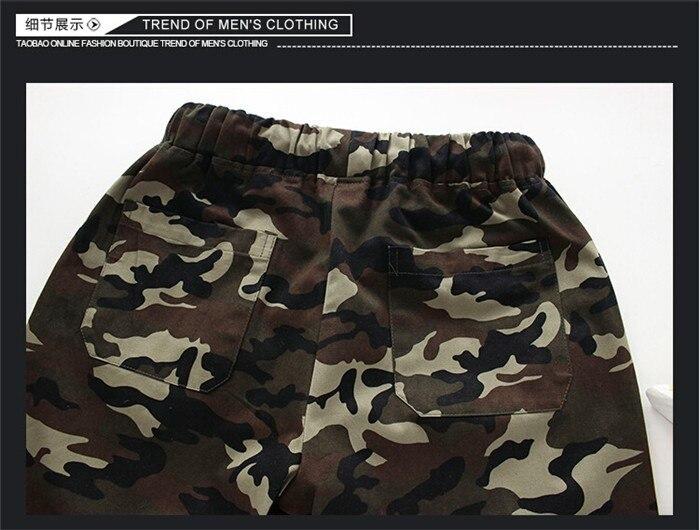 Мужские брюки для бега Осенние новые мужские камуфляжные брюки шаровары Повседневные мужские брюки для хип-хопа