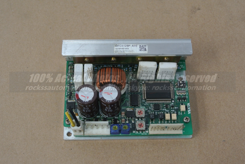 DFC5128P-A10 Used Good In Condition With Free DHL / EMS a171scpu used in good condition with free dhl ems