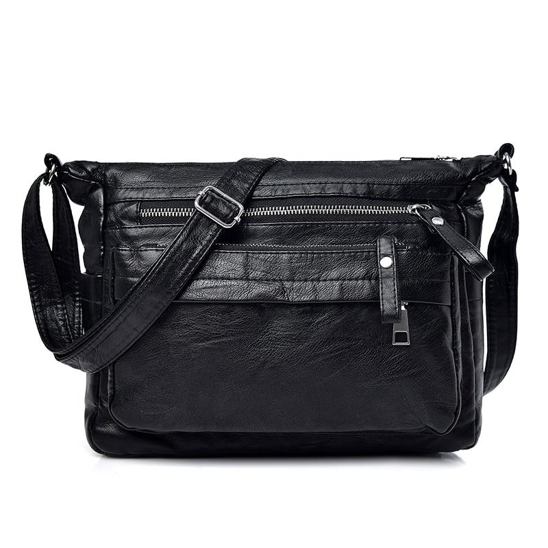 fc31bc609a2c Купить Винтажная дизайнерская маленькая сумка через плечо из искусственной  кожи Сумка мешок женская сумка с длинным ремешком женский клатч Цена Дешево