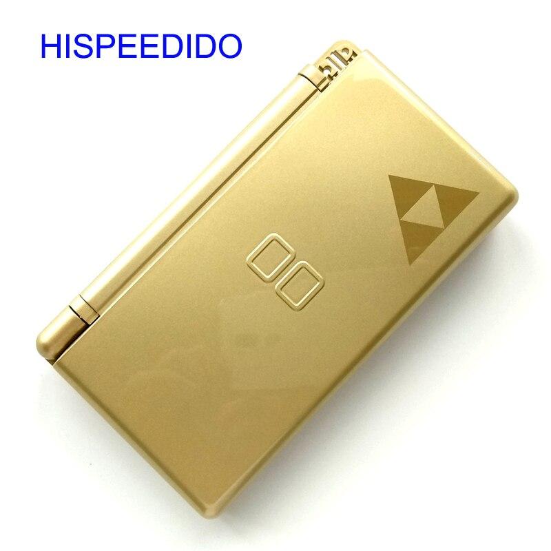 Чехол hisedido для NDSL Zelda Лимитированная серия, сменный чехол для Nintendo DS Lite, корпус с кнопками, полный комплект| | | АлиЭкспресс