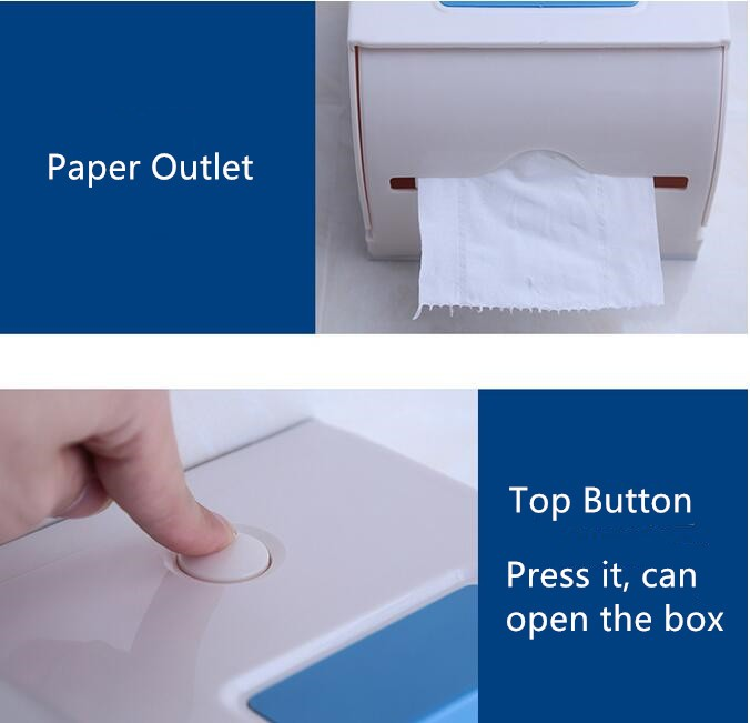 Bathroom Towel Box 20