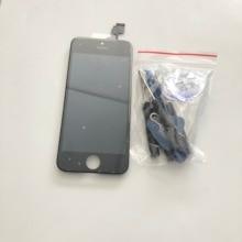 ЖК дисплей + сенсорный экран для iPhone 5C ЖК дисплей с сенсорным дигитайзером в сборе с бесплатными подарками