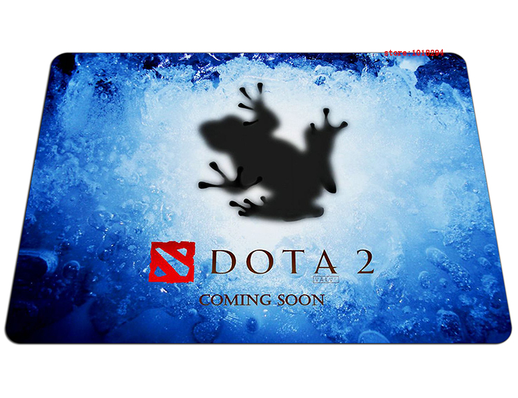 dota 2 mousepad cheapest gaming mouse pad HD print gamer mouse mat pad game computer desk padmouse keyboard large play mats