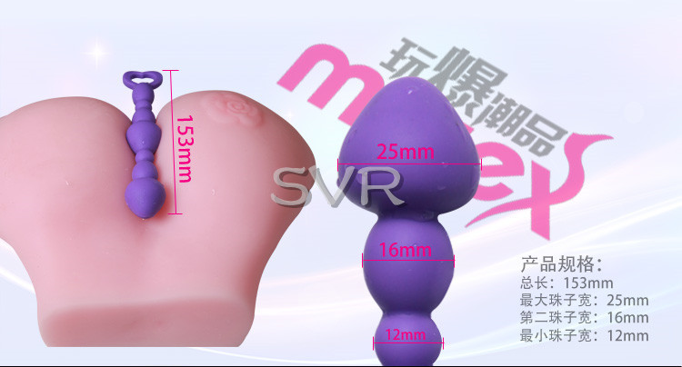 Anal toy for beginner