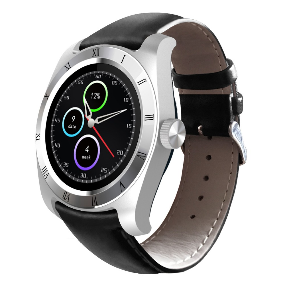 Zeblaze Classic SmartWatch Pedometer Heart Rate Monitor Call SMS Reminder Sleep Monitor Bluetooth Camera Music Siri Smart Watch siri