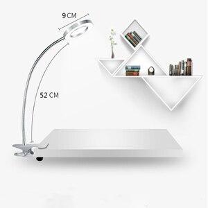 Image 3 - Led קעקוע אור קבוע איפור אביזרי כלים קעקוע מנורת אספקת עבור Microblading גבות ריס הארכת סלון יופי