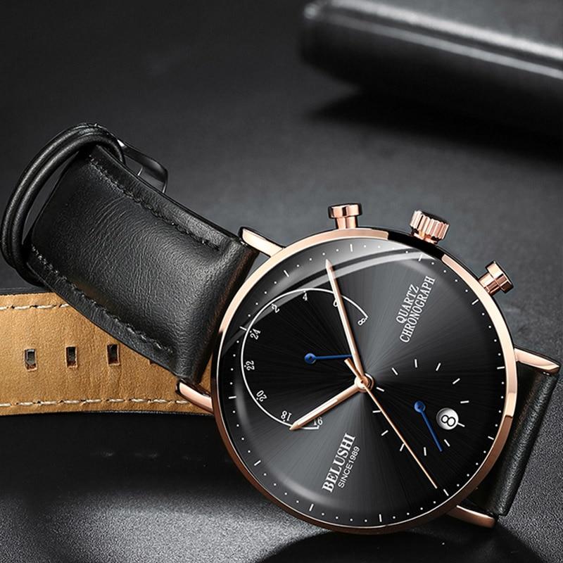 2019 Man Business Wrist Watch Men Watches