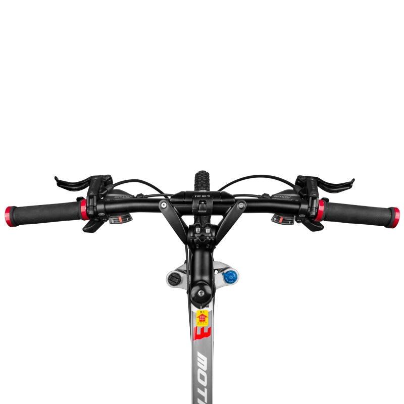 2017 New Mountain Bike Folding Handlebar Folding Bicycle Bike Handlebar Bicycle Parts mountain bike four perlin disc hubs 32 holes high quality lightweight flexible rotation bicycle hubs bzh002