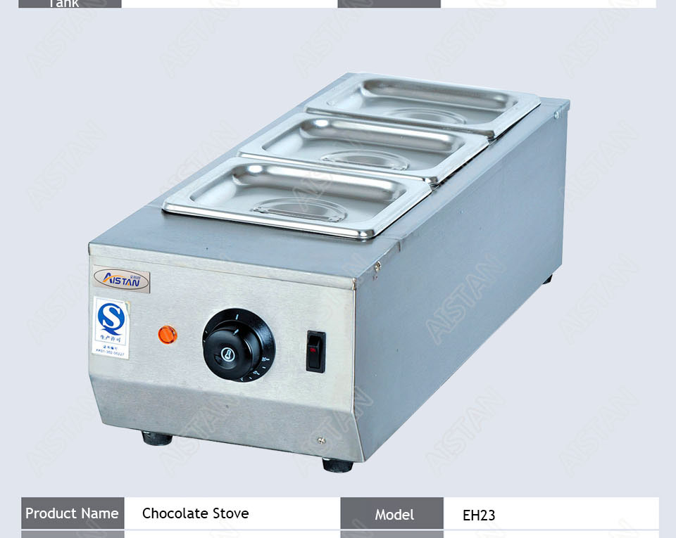 EH22/EH23/EH24 Electric Chocolate Stove Chocolate Melting Pot DIY Kitchen Tool of Catering Equipment 6