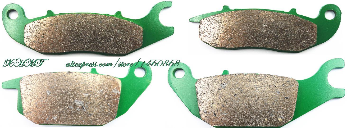 Brake Pads Set for HONDA CBR125R CBR125 CBR 125 R 2004 2005 2006 2007 2008 2009 2010 / CBR150R CBR 150 R 2000 2001 2002 2003 f r brake pads set for malaguti 125 160 ie blog ie160 2010 2009 2011