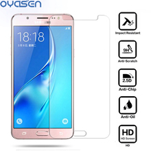 2 Pcs/Lot Premium HD Tempered Glass For Samsung Galaxy J5 2017 J530F 9H 2.5D 0.26MM Toughened Screen Protector Cover Film