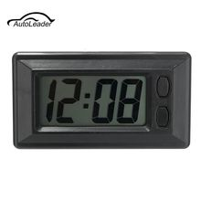 New 7.8x4x1.4cm Electric Unit Wall Auto Car Vehicle Indoor Digital LCD Screen Display Temperature Thermometer