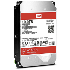 Image 2 - WD RED Pro 10 to disque stockage réseau 3.5 NAS disque dur disque rouge 10 to 7200 tr/min 256 M Cache SATA3 HDD 6 Gb/s