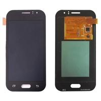 High Quality LCD Screen+Touch Panel Digitizer Full Assembly LCD Replacement Glass for Samsung Galaxy J1 Ace / J110 with Tool