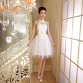 summer ball gown bridesmaid dresses short style bridesmaid dress slim fit prom dresses for bridesmaids ROM80010