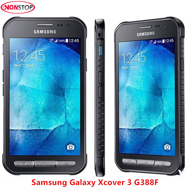 Original Samsung Galaxy Xcover 3 G388F 3G 4G LTE Unlocked Mobile