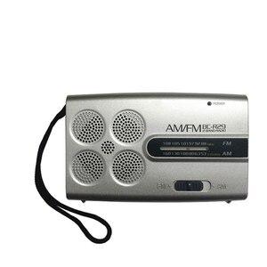 Image 4 - BC R29 Мини карманный портативный Радиоприемник AM FM, музыкальный проигрыватель утренних упражнений