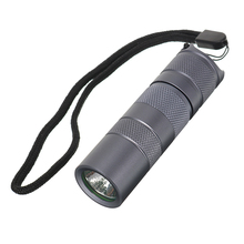 Aluminum Alloy S2+ 18350/16340 Version LED Flashlight Host F