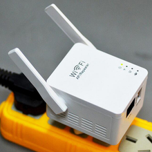 NOYOKERE Wireless Wifi Repeater Network Router Expander Wifi Antenna Router Signal Amplifier Repeater Tools Optional Plug