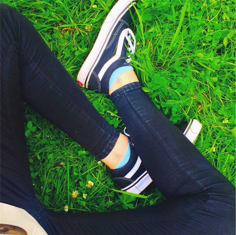 Skinny High Waist Slim Jeans 35