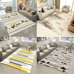 Living Room Baby Crawling Floor Door Mats Outdoor Rugs For Kitchen Rug Mat Nordic Style Home Modern Carpet Mat Tapete Doormat