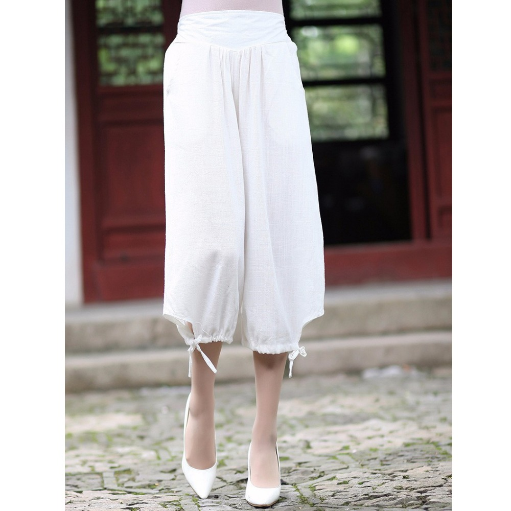 Online Get Cheap White Capri Pants -Aliexpress.com | Alibaba Group