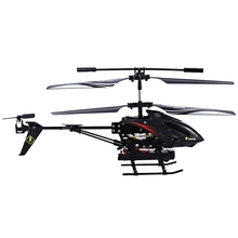 Original WLtoys S977 RC Drone 3.5 CH Radio RC Helicopter with HD Camera 0.3MP Remote Control Helicopter Toy Gift for Kids