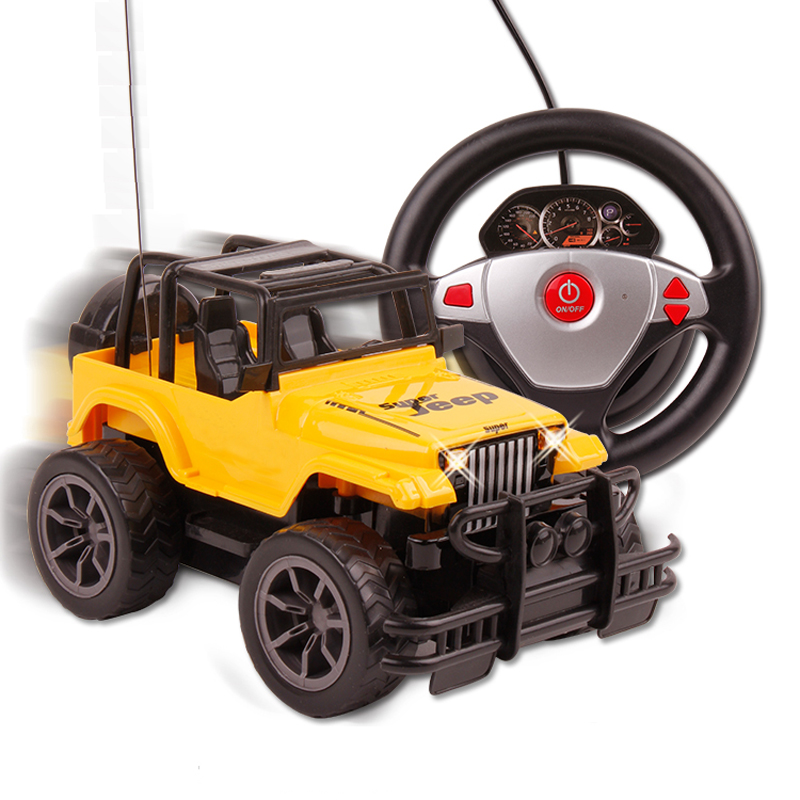 Full Function Remote Control Toy Tractor Radio Controlled Jeep Cars