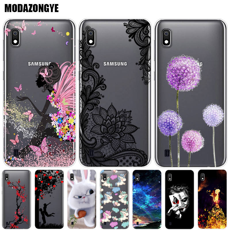 <font><b>Case</b></font> For <font><b>Samsung</b></font> <font><b>Galaxy</b></font> <font><b>A40</b></font> <font><b>Phone</b></font> <font><b>Case</b></font> <font><b>Samsung</b></font> <font><b>A40</b></font> A405F A405 A 10 SM-A405F A30 A50 A20 A10 <font><b>Case</b></font> Back Cover Silicone Soft TPU image