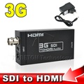 2016 New Mini 3G 1080P SDI To HDMI SD-SDI HD-SDI 3G-SDI HD Video Converter With Power Adapter