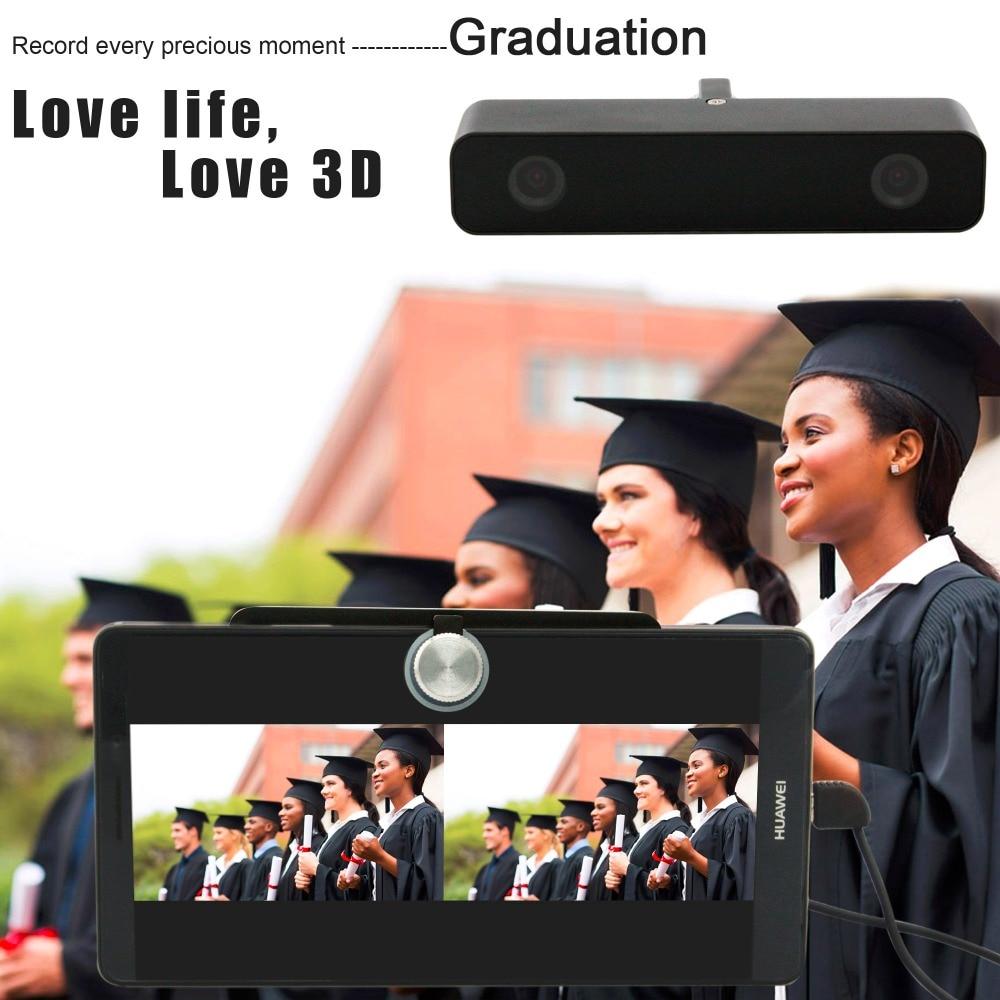 SVPRO жаңа сән стерео 3D камерасы VR. Wide Angle - Камера және фотосурет - фото 3