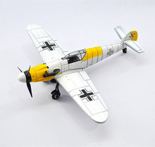 Me/BF109 Aircraft Model Assembly Simulation of Static Model