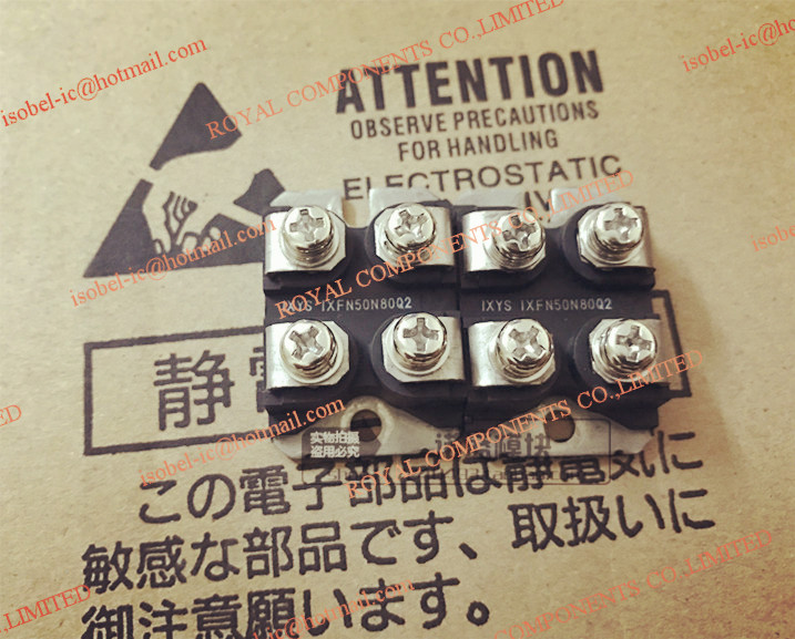 IXFN50N80Q2