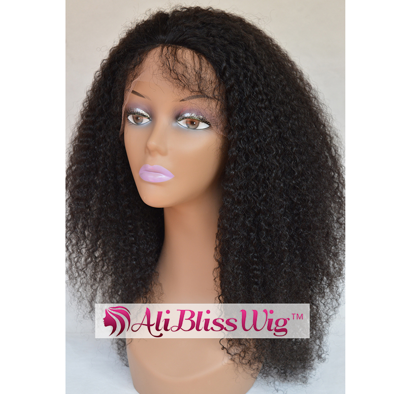 Aliexpress Com Buy Glueless 4x4 Silk Top Curly Lace