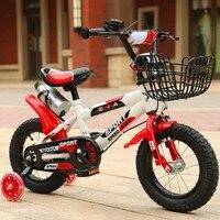 Children Balance Bicycle Mountain Bike 12 /14 /16 /18 /20 Inch Thrash Speed Toddler Bike Cycling Kids Bicycle Baby Balance Bike