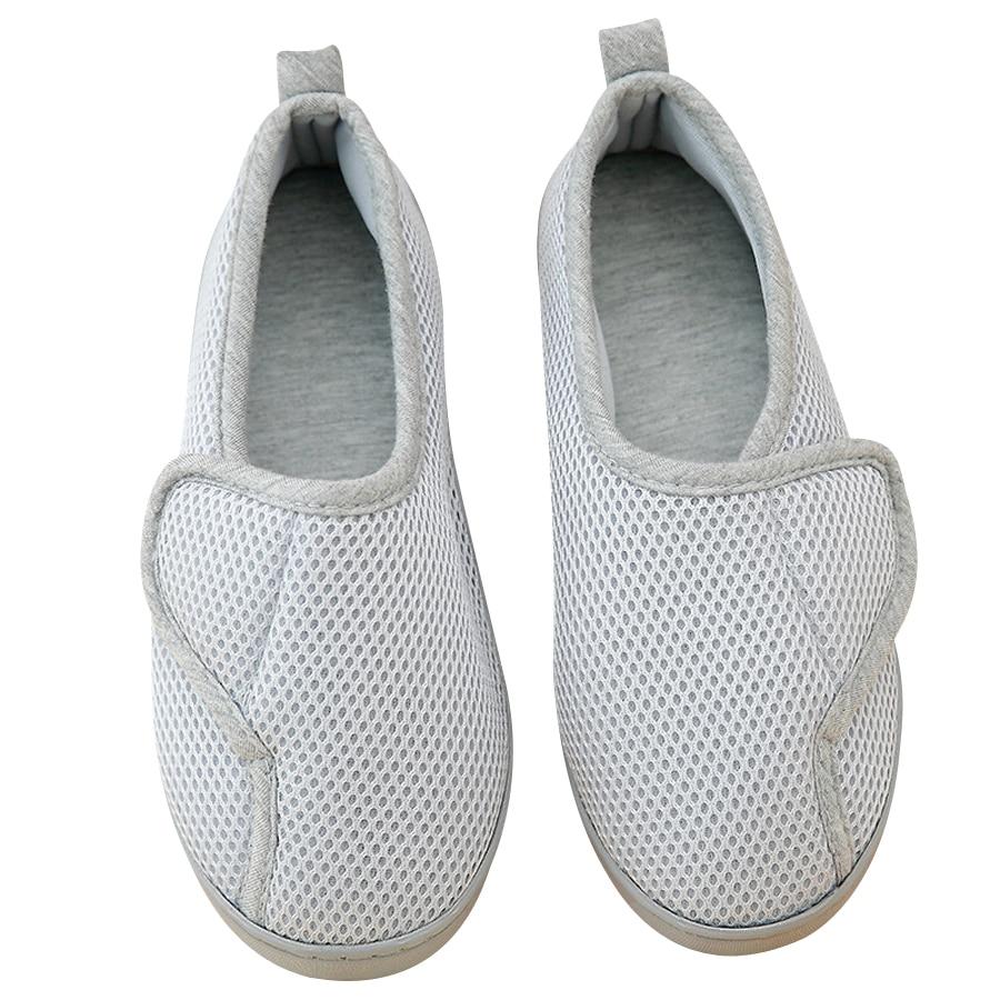 Pomlad poletje dihajoče nosečnice obutev Domače copate priložnostne mehke spodnje copate na ravnih čevljih Pantufa