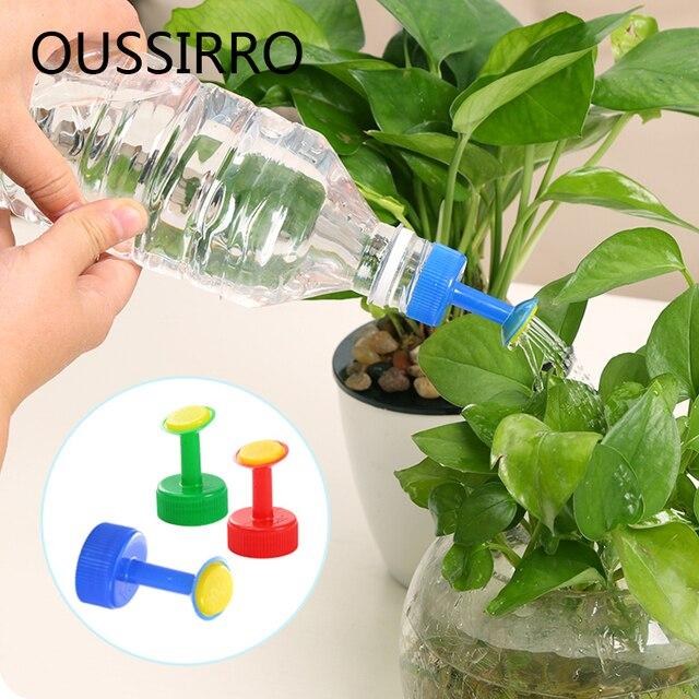 2Pcs/lot DIY Portable Shower Nozzle Flower Water Bottle Cap ...