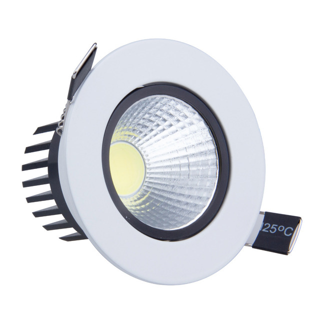9w led down light cob dimmable led recessed ceiling downlights 9w led down light cob dimmable led recessed ceiling downlights lamp de luz de techo for aloadofball Gallery