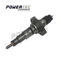 Common Rail Injector Assembly for IVECO / CUMMINS 0445120075 new Fuel injection disele engine 504128307 2855135 valve F00RJ01278