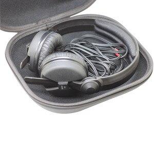 Image 3 - POYATU אוזניות Case תיק עבור Sennheiser HD25 HD25 1 השני HD25 SP HME45 HMD25 HME25 HMEC25 HMEC45 אוזניות מארז תיבת כיסוי אחסון
