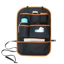 car seat storage bag car seat back bag organizer tissue box paper box Interior Accessories Stowing Tidying 1 pcs free shipping недорого