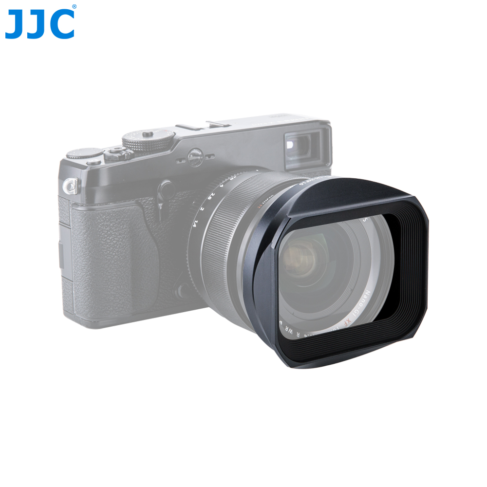 JJC Camera Bayonet Square Lens Hood 67mm for FUJINON LENS XF16mmF1.4R WR Replaces LH-XF16