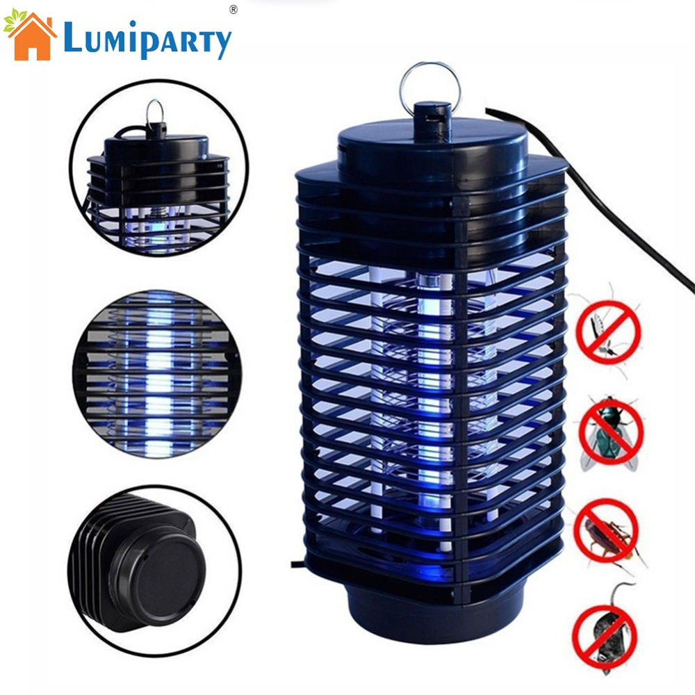LumiParty Mosquito Killer Light Electric Light Mosquito