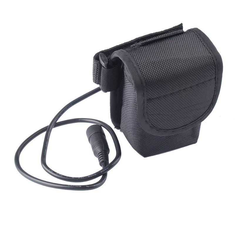 8.4 V 12000 mAh 18650 bateria 6*18650 Bateria Luz Da Bicicleta + 1 pc saco de bateria para Moto lanterna Acessórios Da Bicicleta Farol